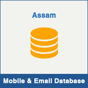 Assam Mobile Number Database & Email Database