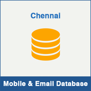 Chennai Mobile Number Database & Email Database