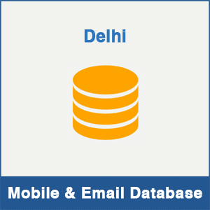 Delhi Mobile Number Database & Email Database