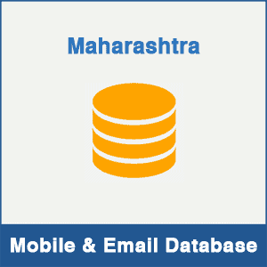 Maharashtra Mobile Number Database & Email Database