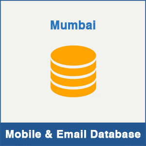 Mumbai Mobile Number Database & Email Database