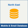 North East Mobile Number Database & Email Database