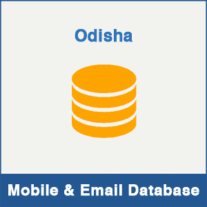 Odisha Mobile Number Database & Email Database