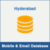 Hyderabad Mobile Number Database & Email Database