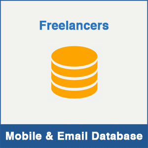 Freelancers Mobile Number Database & Email Database