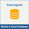 Travel Agents Mobile Number Database & Email Database