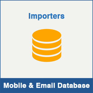 Importers Mobile Number Database & Email Database